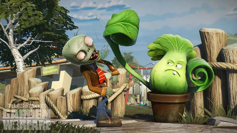 Plants vs Zombies: Garden Warfare review (Xbox One): Fun for a while
