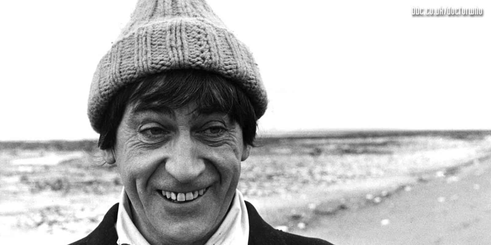 patrick troughton interview