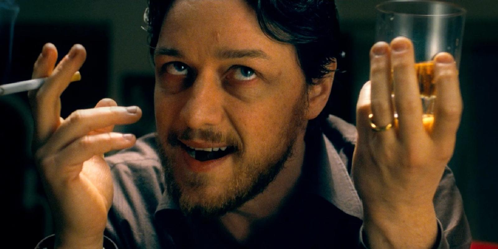 James McAvoy on 'Filth...