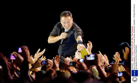 bruce springsteen tour 2014