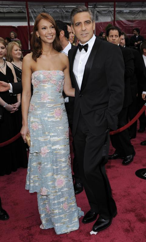 Lisa snowdon and george clooney dating now