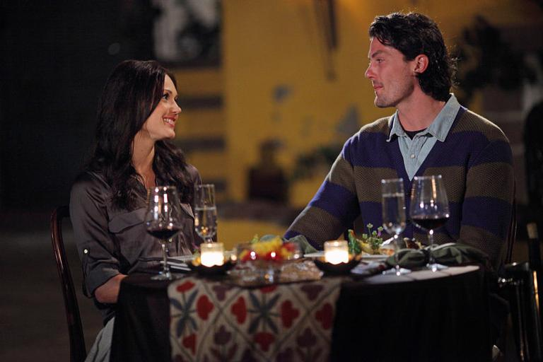 Desiree And Brooks On A Date During The Bachelorette Episode 7