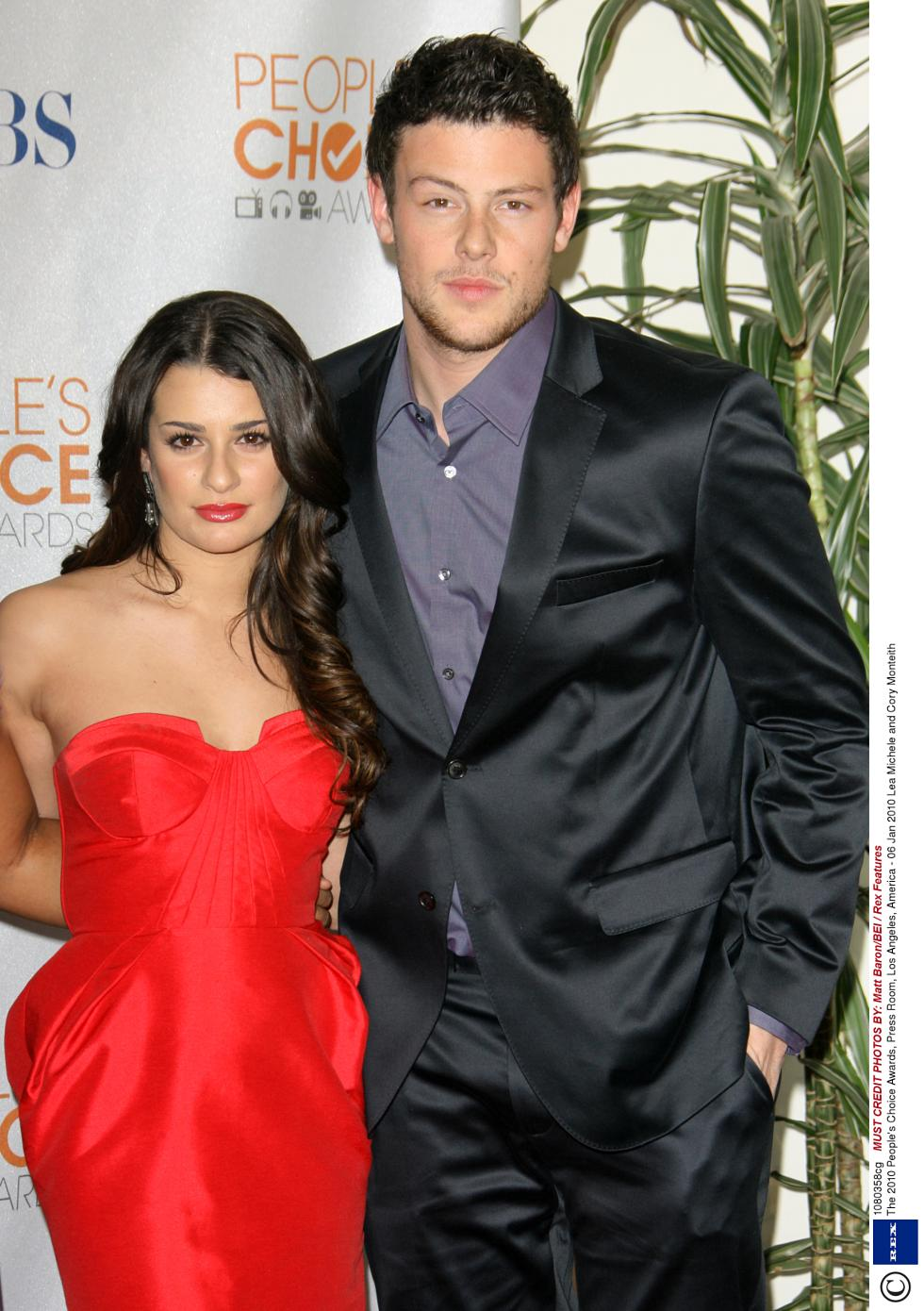 Lea Michele admits she dated 'Glee' co-star Matthew Morrison