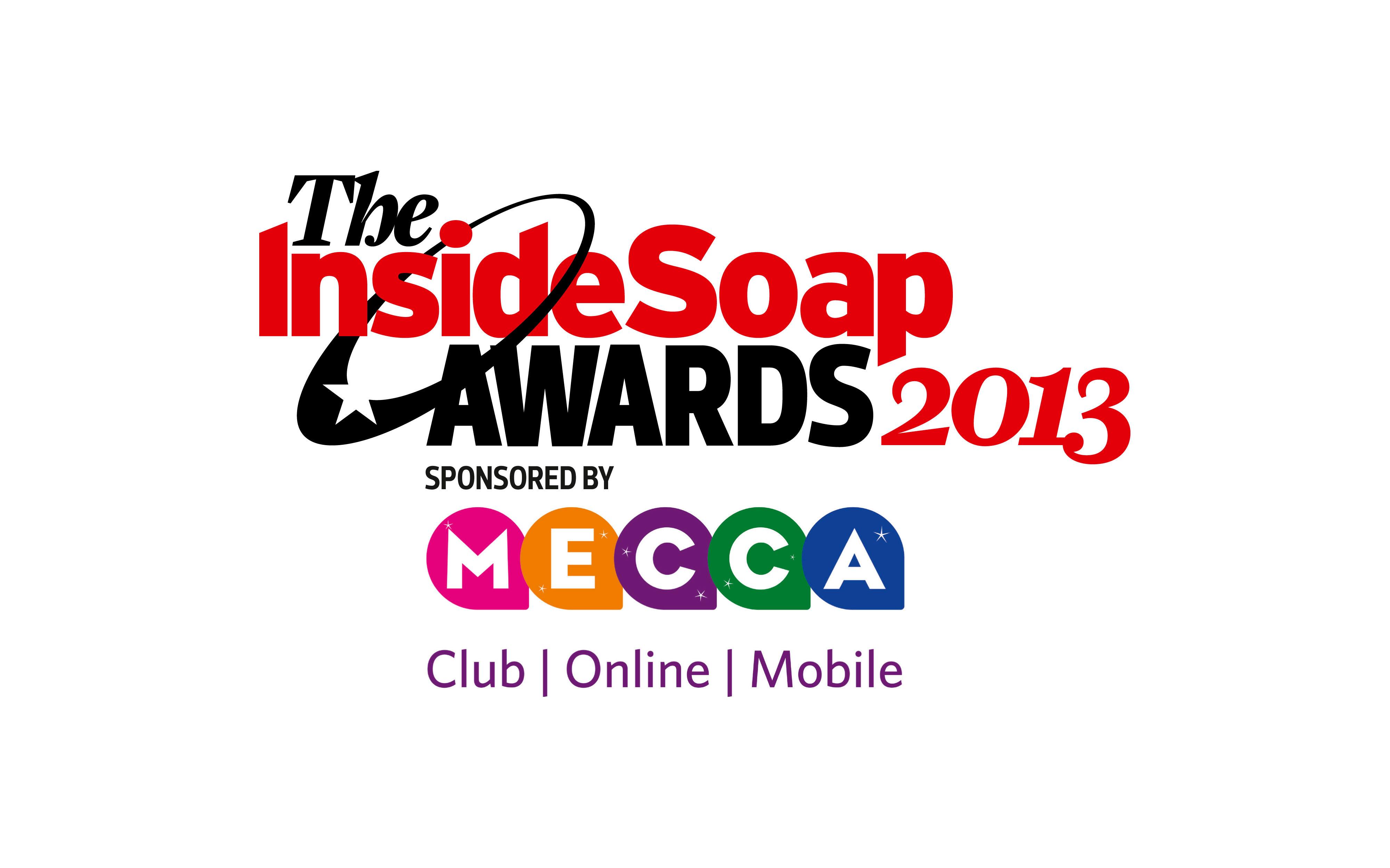 Corrie stars promote Inside Soap nods