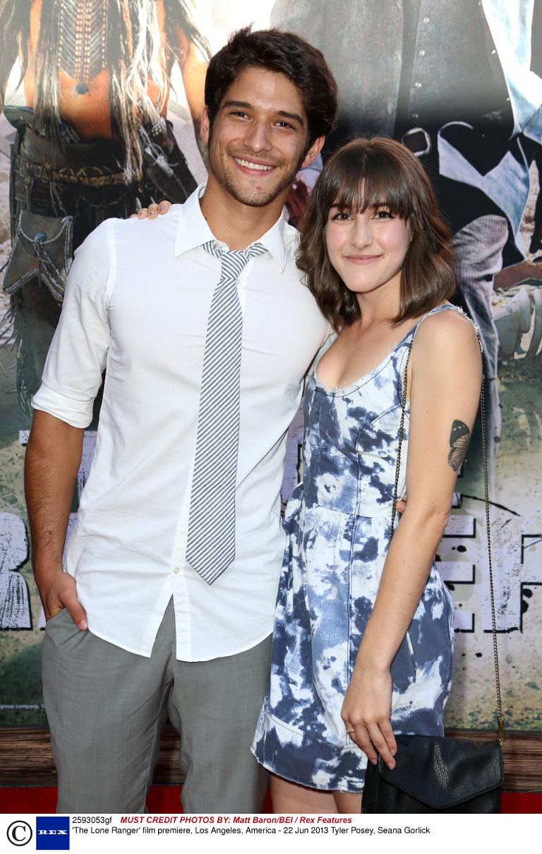How long have seana gorlick and tyler posey been dating 7