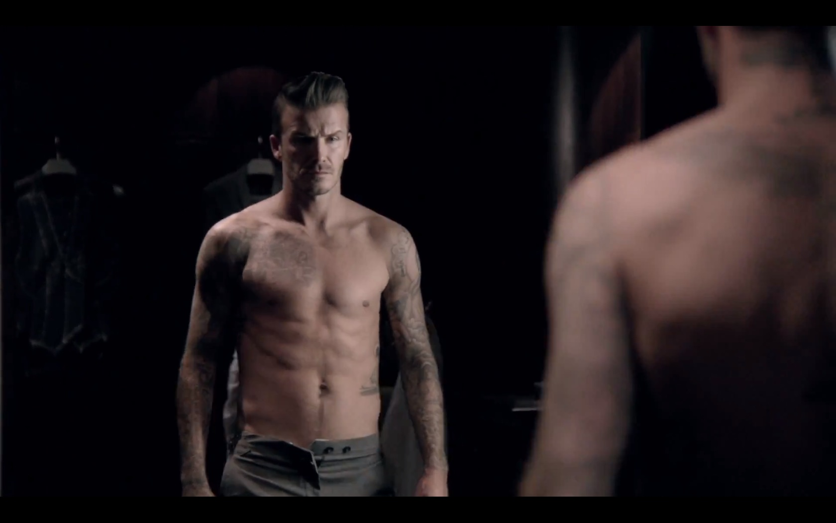 David Beckham was too popular for underwear adverts, says ...