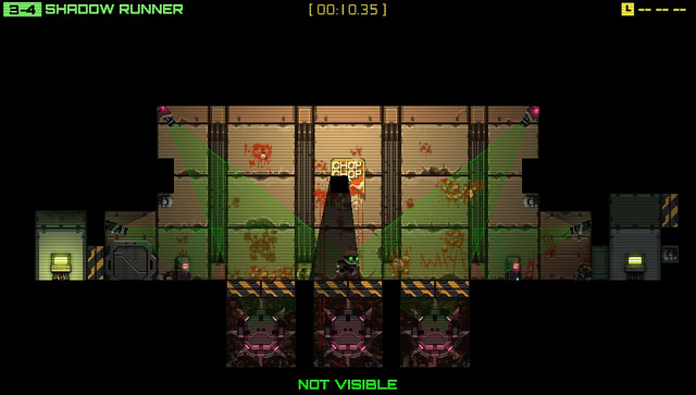Stealth Inc: A Clone in the Dark' reviewed