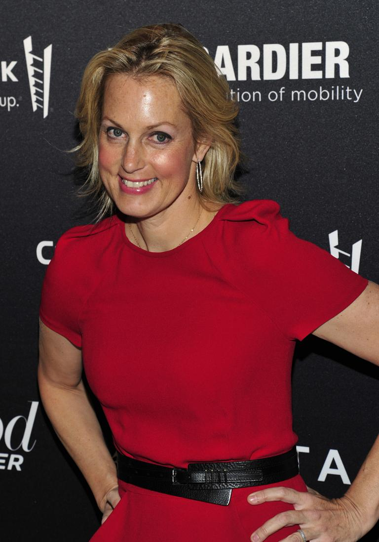 Alexandra Wentworth Ali Wentworth To Guest Star In Blue Bloods