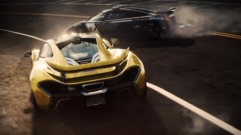 Need For Speed Rivals Drops On The Fly Objectives Player Choice