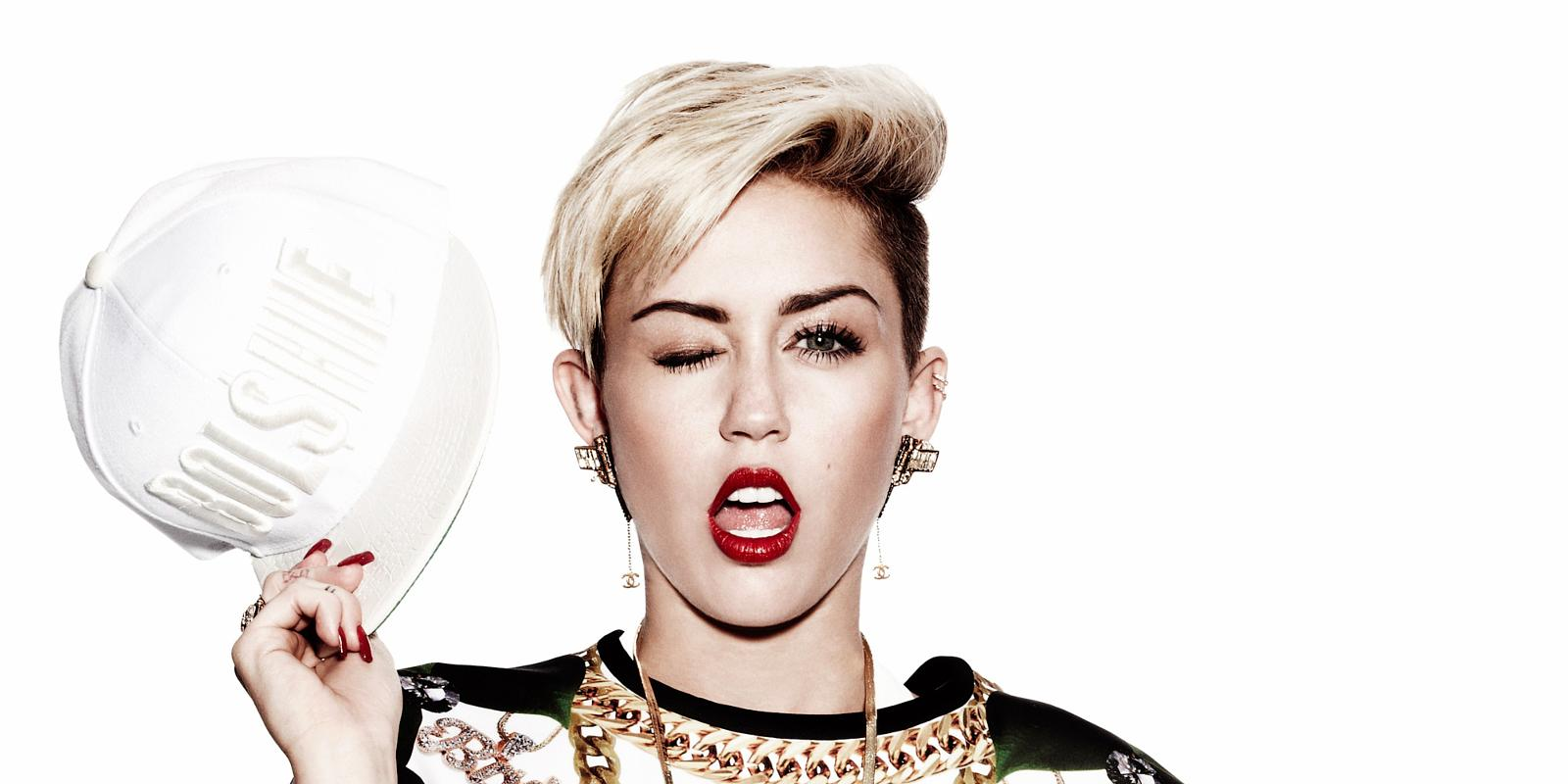 Miley cyrus voyeur holy book