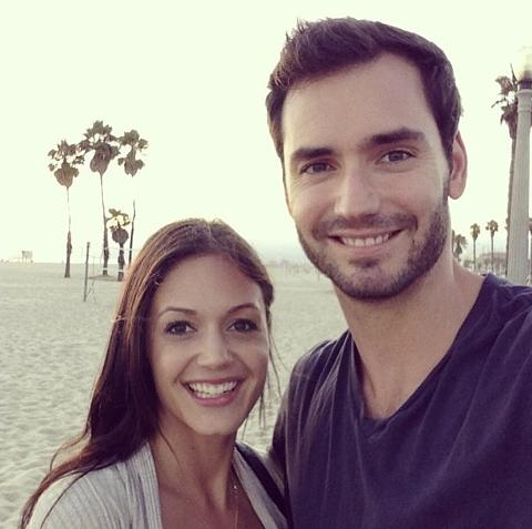 Bachelorettes Desiree Hartsock Chris Siegfried Write Poetry Book