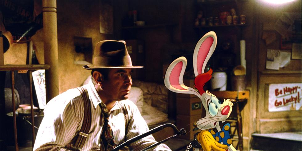 We could have had a Who Framed Roger Rabbit sequel, courtesy of JJ ...