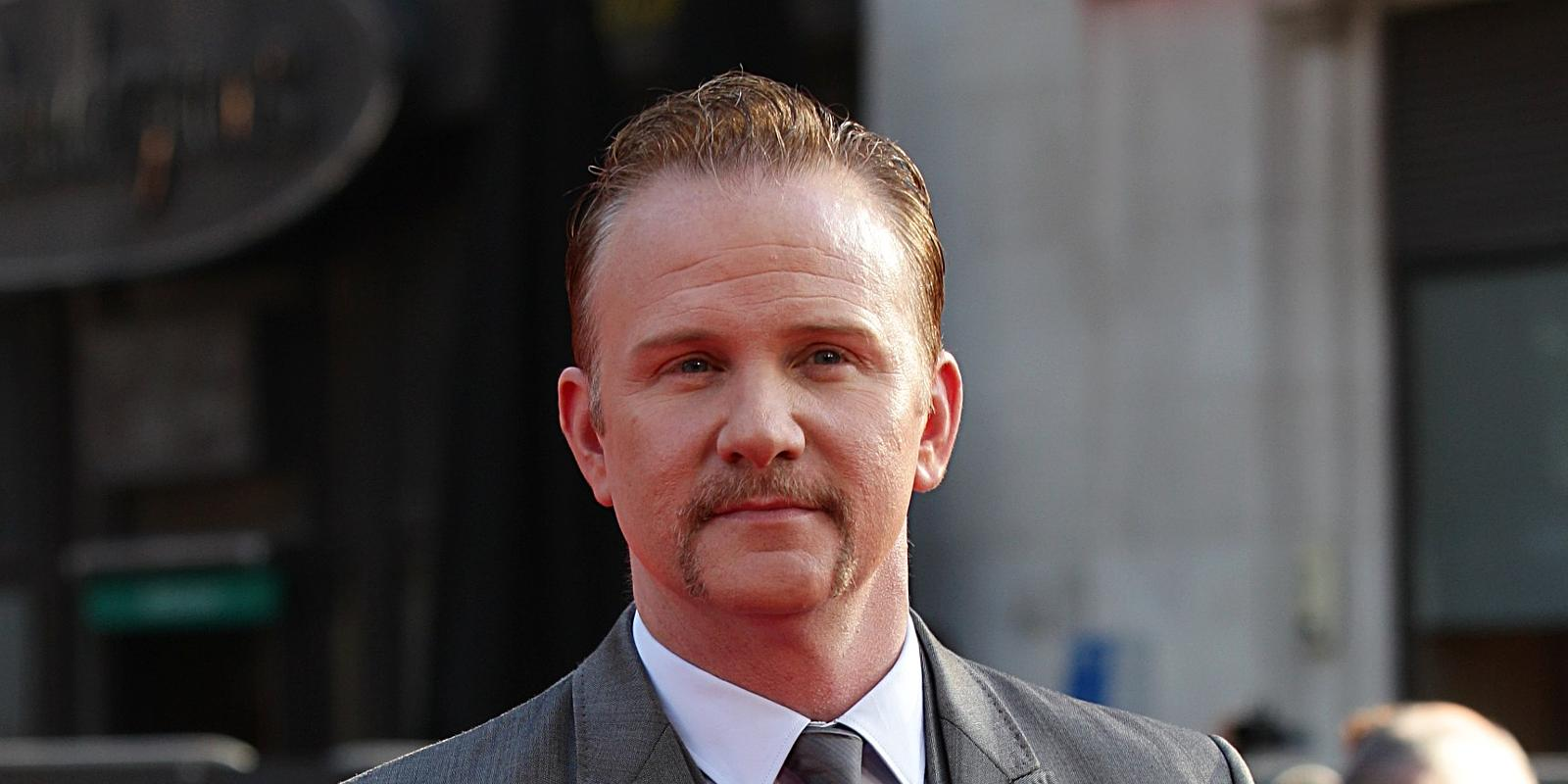 morgan spurlock wiki