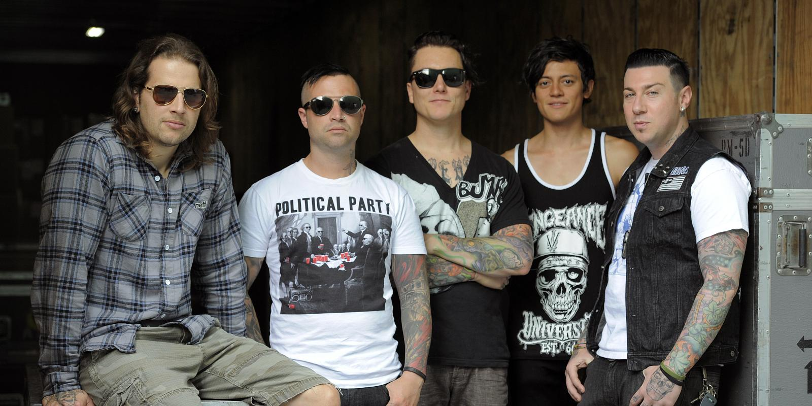 Avenged Sevenfold | News, Music Performances and Show ...