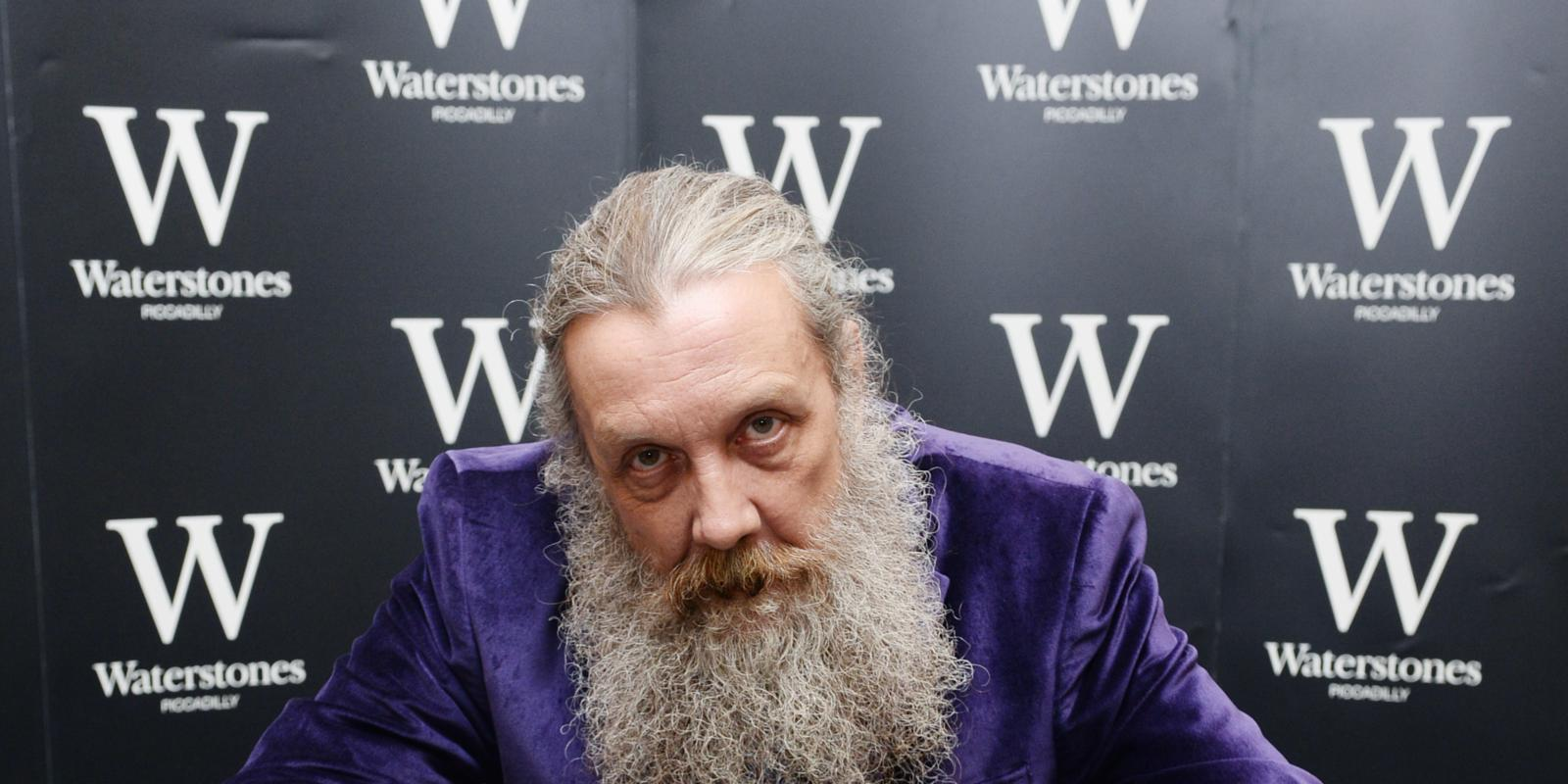 """Alan Moore's Advice to Authors: Self-Publish, Because """"Publishing's a Complete Mess"""""""