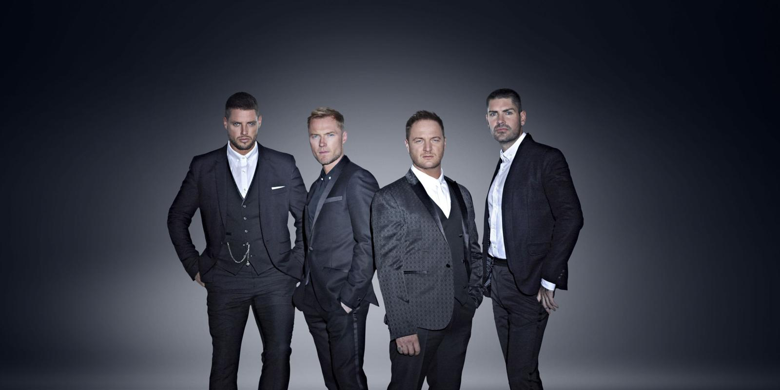 This Is Big F Ing Deal >> Boyzone announce new album 'BZ20', sign record deal