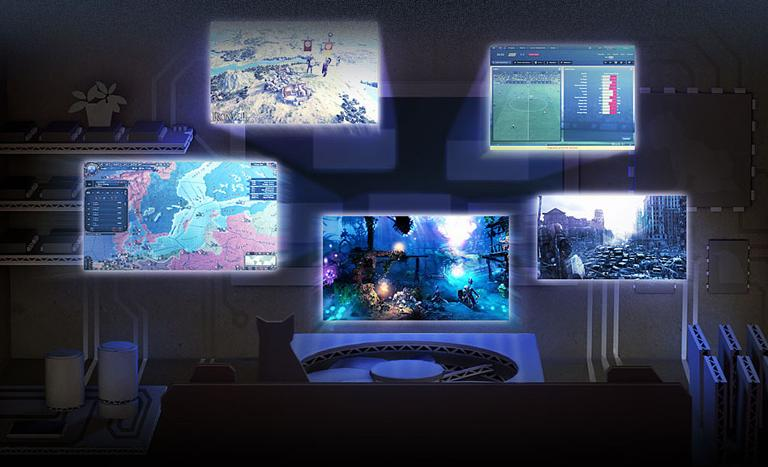 Valve To Launch Linuxbased SteamOS For Living Room PC Gaming Beauteous Living Room Pc Gaming