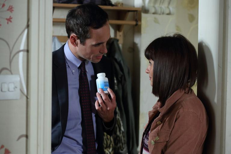 Max in eastenders wife sexual dysfunction