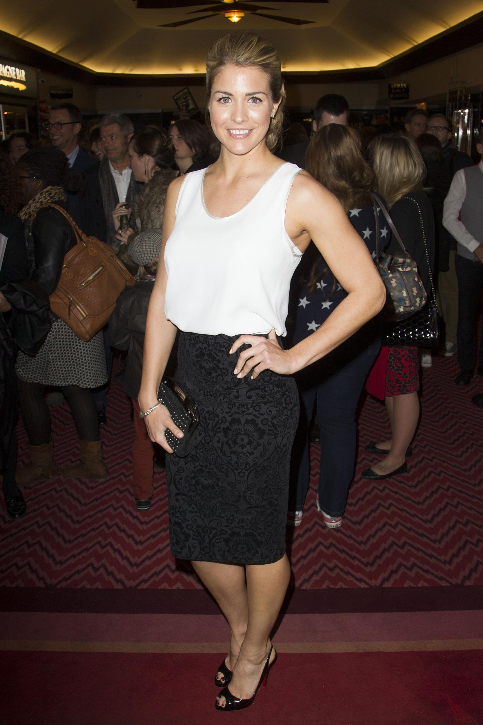 Rebecca Atkinson 2013