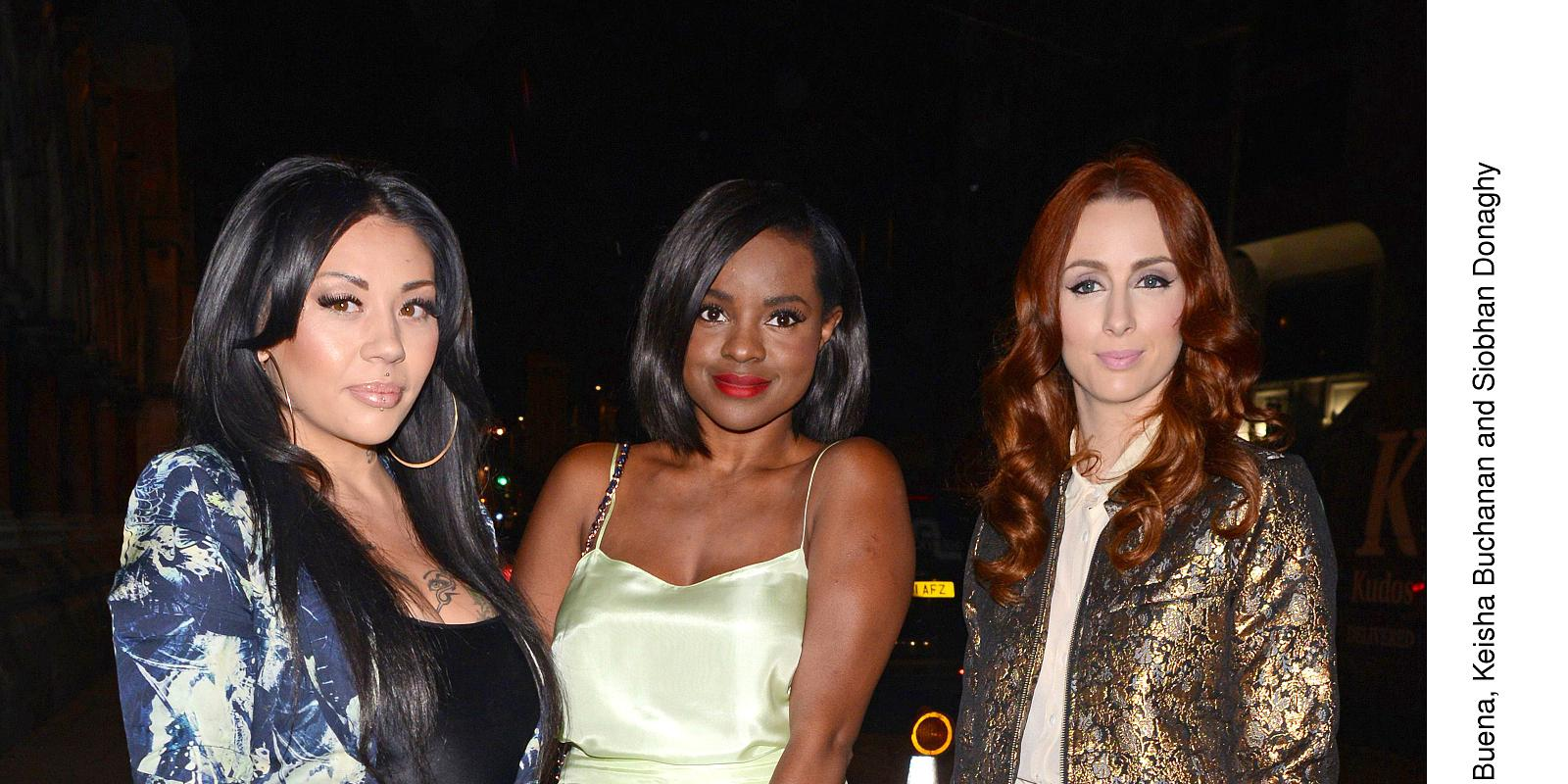 pictures Mutya Buena wins rights to Sugababes name