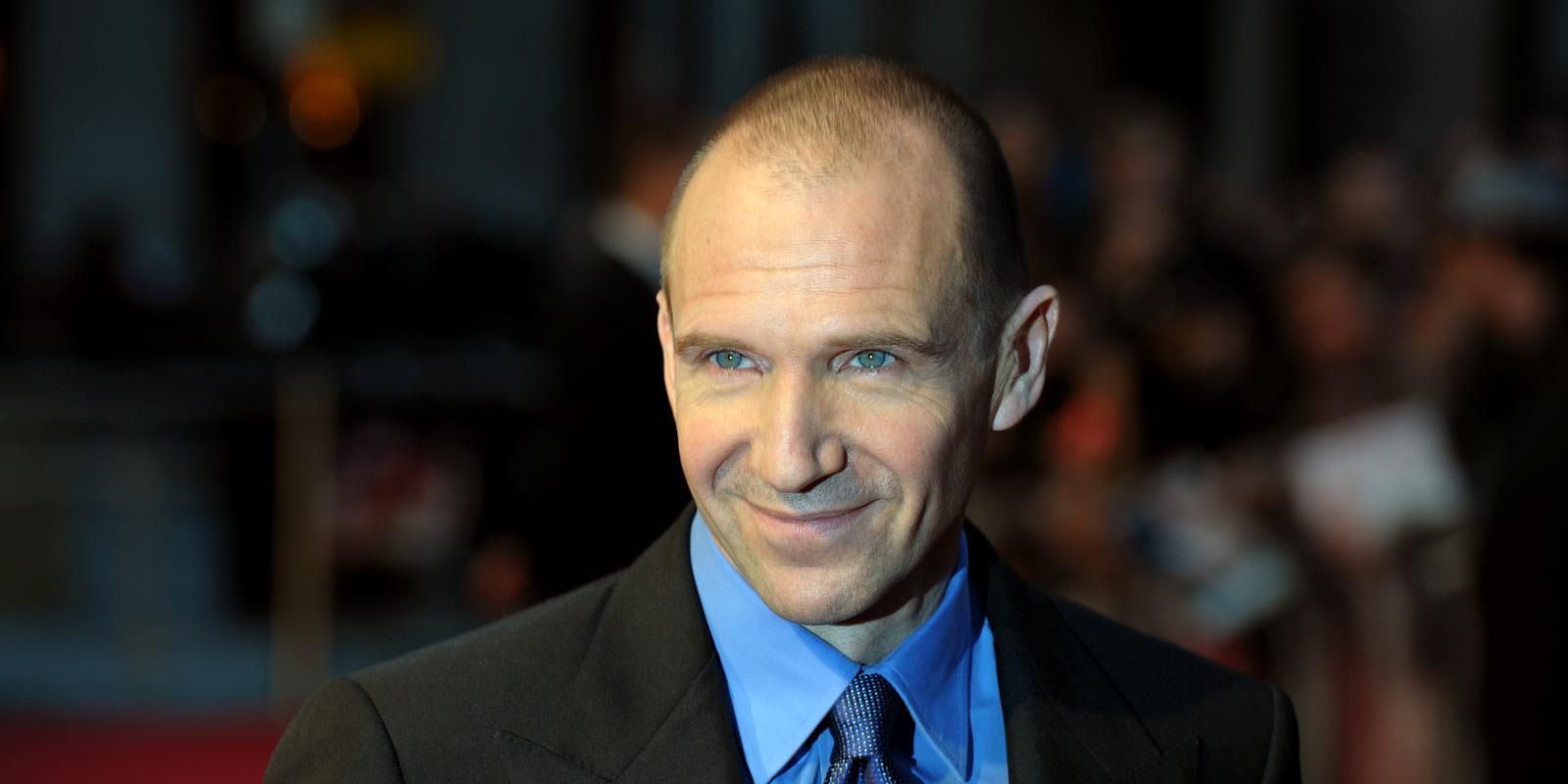 Ralph Fiennes once con...