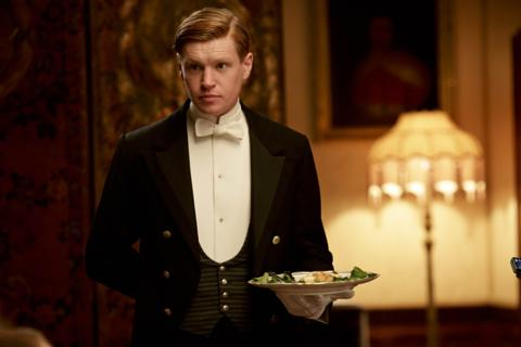 matt milne leaving downton abbey