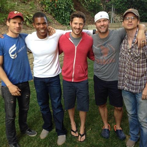Friday Night Lights Cast Reunion