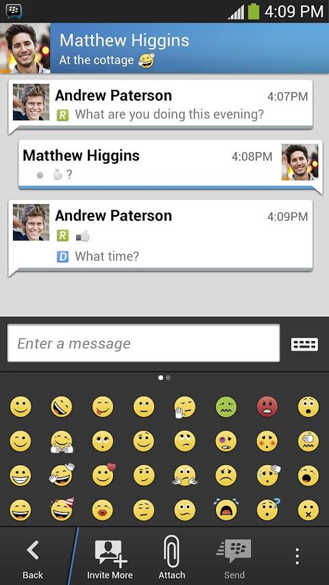 Blackberry Bbm App Explored All You Need To Know
