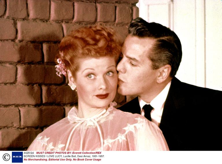 lucille ball i love - I Love Lucy Christmas Special