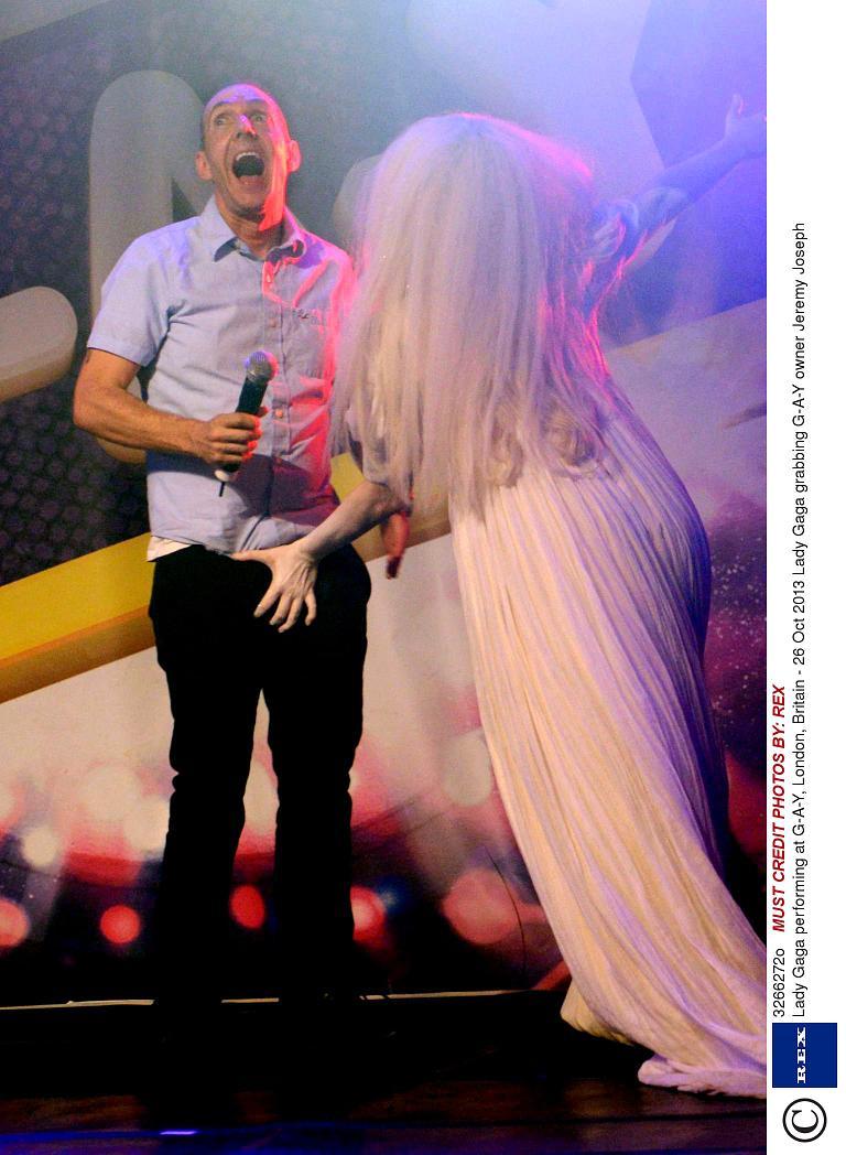 Leaked:Lady Gaga Nude