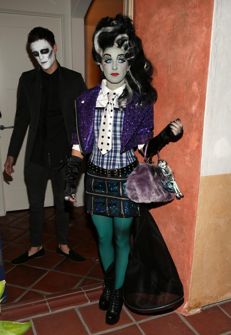 Halloween 2013: Guess the 21 celebrities disguised in fancy dress