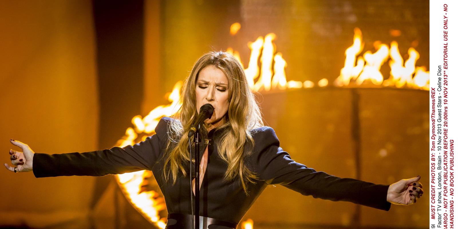 picture Celine Dion to Perform on TV for the First Time Since Her Husbands Death