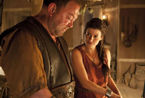 Atlantis S01E07: 'The Rules of Engagement'