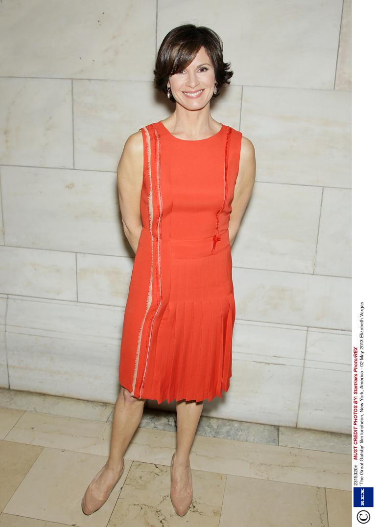 elizabeth vargas. elizabeth vargas at \u0026#39;the great gatsby\u0026#39; film luncheon,