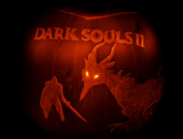 Dark souls unveils halloween pumpkin designs images