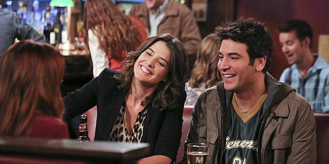 Ashley Williams How I Met Your Mother Season 8