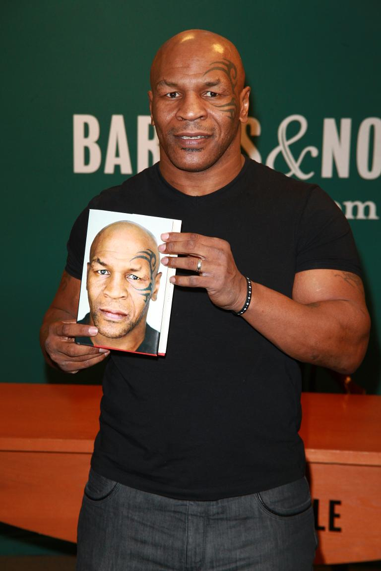 Mike Tyson Cancels Undisputed Truth Uk Tour After Ban