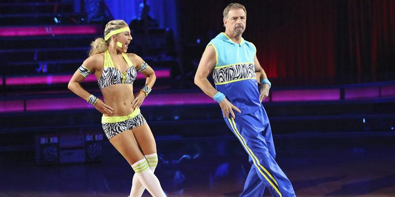 Bill Engvall Dancing With The Stars Most Enjoyable