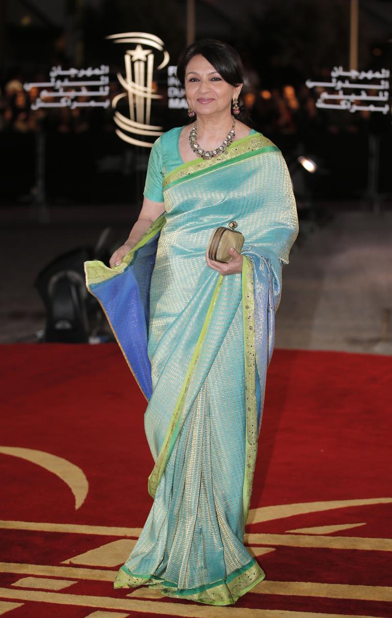 Sharmila Tagore: \'Men dominate the Hindi film industry\'