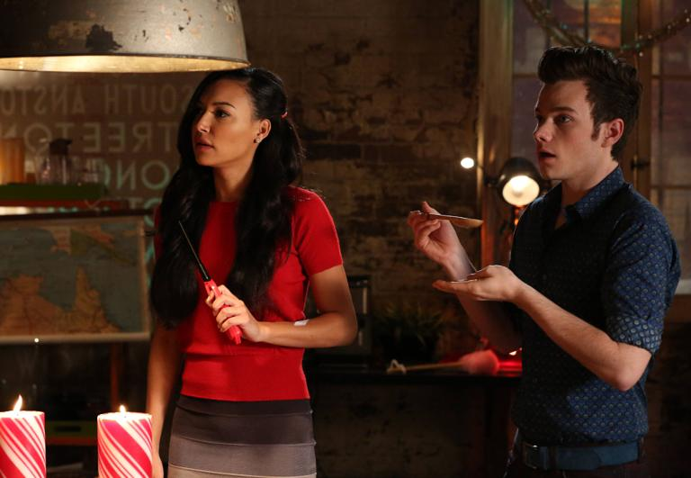 glee s05e08 previously unaired christmas - Glee Previously Unaired Christmas
