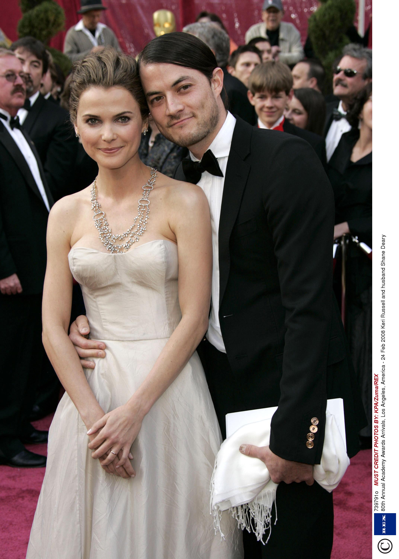 Keri Russell, husband Shane Deary separate  Keri Russell, h...