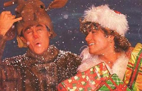 The greatest Christmas songs that missed No. 1: Wham!, Mariah, more