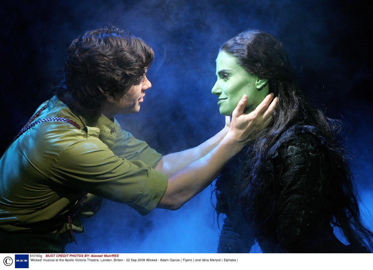 Idina Menzel on Wicked movie: \u0026#39;I might have to play Elphaba\u0026#39;s mother\u0026#39;
