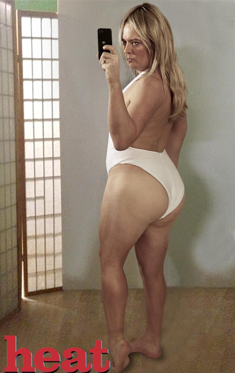 Staci silverstone bikini