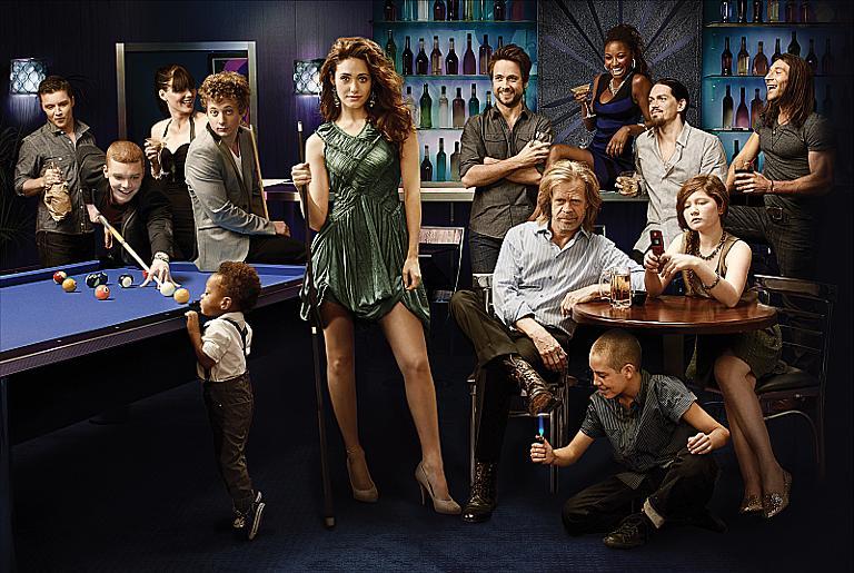 The Cast Of Shameless USA, Season 3