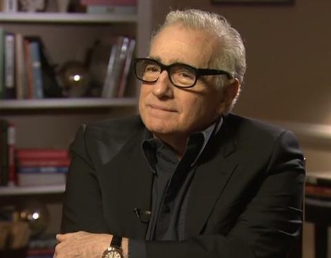 Martin Scorsese on 'Newsnight', January 9, 2014