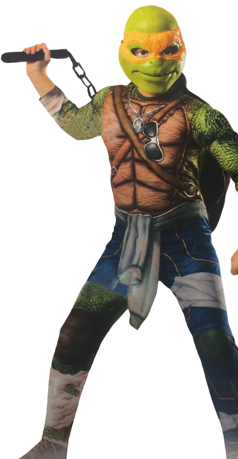 Teenage Mutant Ninja Turtles Halloween costume  sc 1 st  Digital Spy & Teenage Mutant Ninja Turtles costume offers hint to rebootu0027s look