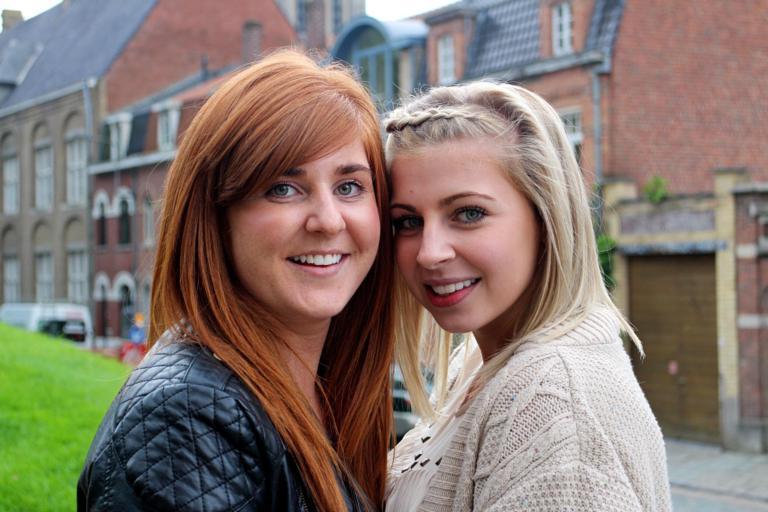 Coach Trip Series 9: Emily and Annabelle