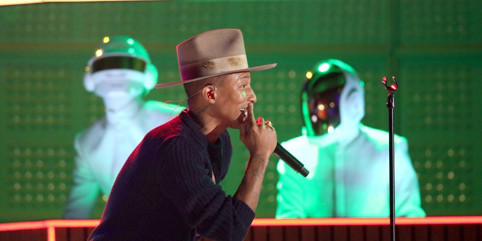 Pharrell Williams Happy Continues Australian Chart Reign