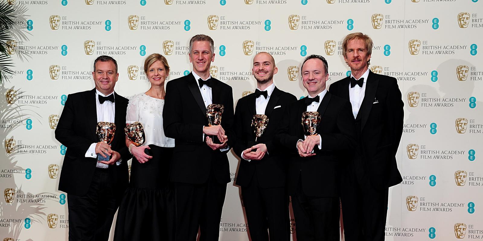 Baftas: BAFTAS 2014: Winners